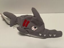 Meanies Beanie Babies Sledge New With Tags Plush Series 1