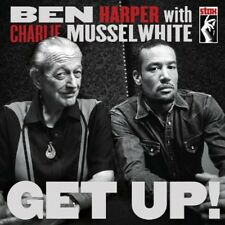 Charlie Musselwhite, Ben Harper - Get Up [New CD] Deluxe Edition