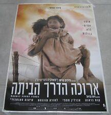 "RABBIT PROOF FENCE Original ISRAEL Movie Poster 2002 27""X38"" EVERLYN SAMPI"