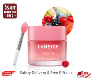 [Laneige] Lip Sleeping Mask Berry 20g Smooth Elastic Night Time Care KBeauty
