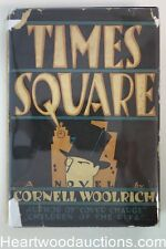 Times Square by Cornell Woolrich First with DJ