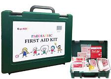 Ezy-Aid Paediatric Child Minder - Children's First Aid Kit, Kids Nursery Home