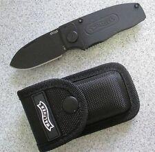 Umarex Walther SPK Messer Klappmesser Zweihandmesser Taschenmesser m. Etui 50776