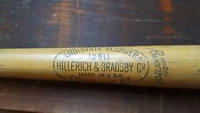 Hillerich & Bradsby 125 LL Powerized Mickey Mantle Louisville Slugger BB Bat #2