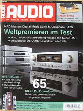Audio 2/13 B&O BeoPlay A9, Shanling M 3.1/DAC H1.1, Elac FS 407, Zu Audio Union