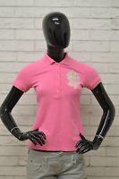 Polo Donna GAUDI Taglia XS Maglia Maglietta Camicia Shirt Woman Slim Fit Top