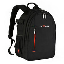 K&F Concept Large Digital Camera Backpack Rucksack DSLR Bag Case for Nikon Canon