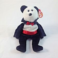 Ty Beanie Baby Baron Van Pyre With Heart Tag Tush Tag 2006/2007