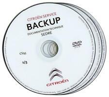 CITROEN SERVICE BOX 1/2014 TIS+EPC+WDS WIRING DIAGRAMS EPC WORKSHOP MANUAL DVD