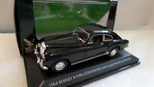 Bentley R-Type Continental 1954 in Black - 1:43 scale