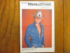 Sept-1983 Minn Tribune TV Mag(CHRISTOPHER ATKINS/DEBRA SUE MAFFETT/LAURA JOHNSON