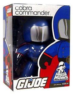 Cobra Commander GI Joe Mighty Muggs NIB Hasbro NIP