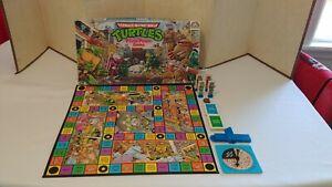 Vintage 1987 Teenage Mutant Ninja Turtles Pizza Power Game!