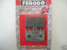 180 COPPIA Pastiglie Freno FERODO ANTERIORI KAWASAKI ZXR400 L1-L9 SUZUKI RGV 250