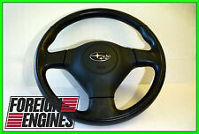 JDM BL5 Subaru Legacy GDB GDA BP5 GT OEM MOMO 3 SPOKE Steering wheel