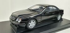 AutoArt Mercedes-Benz CL 600 V12 1:18 Black Metallic 70112