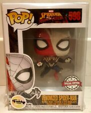 Funko Pop! Venomized Spider-Man 598 Marvel Spider-Man Maximum Venom
