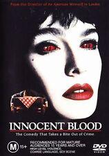INNOCENT BLOOD - DVD - VAMPIRE JOHN LANDIS 1992 ANTHONY LAPAGLIA - RARE REGION 4