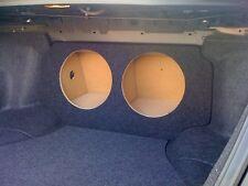 "08-12 Honda Accord - Custom Sub Enclosure Subwoofer Speaker Box - (12"" or 10"")"