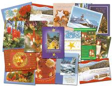 100 Weihnachtskarten Weihnachts Postkarten Grußkarten Karten Weihnachten 22-1010