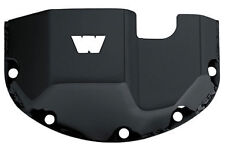 Warn Differential Skid Plate Dana 30 Jeep Wrangler 65443 Black