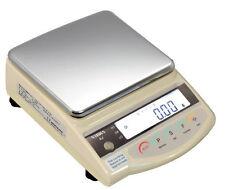 Intelligent AJ-1200NT Tuning Fork Lab Balance,Cannabis Scale,1200 g X 0.01g,NTEP