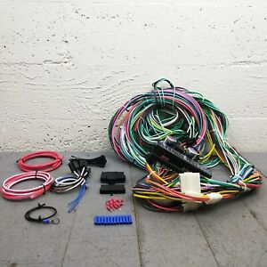 1953 - 1970 Volkswagen Wire Harness Upgrade Kit fits painless update new fuse