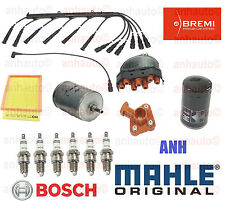 OEM Complete Tune Up Kit BMW E30 325 Air Oil Gas Cap Rotor Ingnition Wires Plug