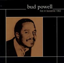 BUD POWELL  live in Lausanne 1962