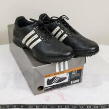 Adidas Conductor Val S- Blanco y Negro de Mujer Zapatos de Golf 9M JP