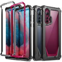 Poetic For Moto Edge+ Moto Edge 5G Case, Dual Layer Shockproof Protective Cover