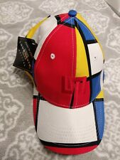 LOUDMOUTH MULTICOLOR GOLF HAT