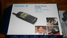 Ericsson Mobile Phone A1228C New in Box Vintage