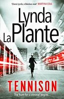 LYNDA LA PLANTE __ TENNISON __ BRAND NEW  ___ FREEPOST UK