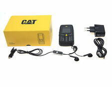 New CAT B25 Black Rugged phone Dual SIM Unlocked Caterpillar genuine