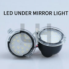 [HIGH POWER] White LED Side Mirror Lamp Puddle Light For Ford F150 Expedition