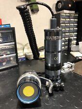 torcia subacquea A Led Fa&Mi Multistar Con Testa A Led VD-500 Video