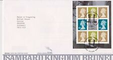 GB Royal mail FDC COVER 2006 I K Brunel Prestige riquadro tallents House PMK