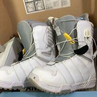 BURTON Mint Speedzone Snowboard Boots - Women's US 8.0 EUR 40 UK 6 : WORE ONCE