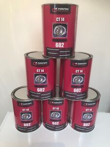 Orapi CT14 602 High Quality Multi purpose Lithium Grease 6 X 1KG Tins.