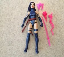 "Marvel Legends 6"" Inch Apocalypse BAF Wave Purple Hair Psylocke Loose Complete"