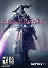 Final Fantasy XIV Online: A Realm Reborn (PC: Windows, 2013) DNT Z-3
