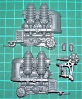 Multilisting 5 variants Thermic Plasma Conduits Bits//Parts