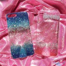 Bling Custodia morbida SIRENA iPhone 11 Max 6 7 Pro 8 Plus & OPPO vivo Huawei