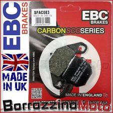 4 PASTIGLIE FRENO ANTERIORI EBC CARBON BOMBARDIER-BRP-CAN AM DS X 90 2013