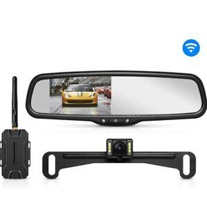 AUTO VOX T1400 Upgrade Wireless Backup Camera Kit BRAND NEW & SEALED