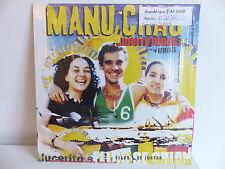 "MAXI 12"" MANU CHAO ... Merry blues + Remixes 724354608063"
