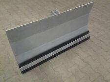 Schneeschild Räumschild Planierschild für Kleintraktor verzinkt neu 125 cm breit
