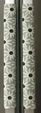 Refrigerator Oven Door Padded Handle Covers Daisies Set of Two
