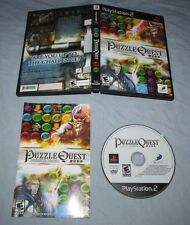 Puzzle Quest: Challenge of the Warlords (Sony PlayStation 2, 2007)